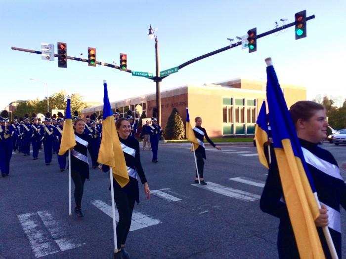 Bburg Homecoming Parade